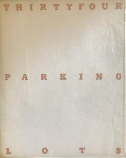 Thirtyfour Parking Lots in Los Angeles