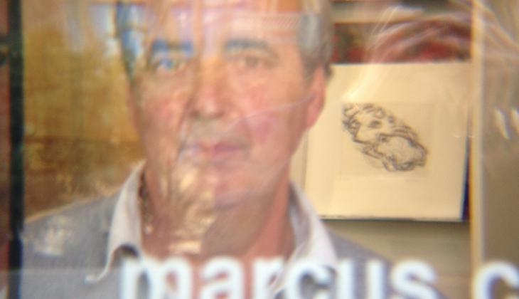 Portrait of Marcus