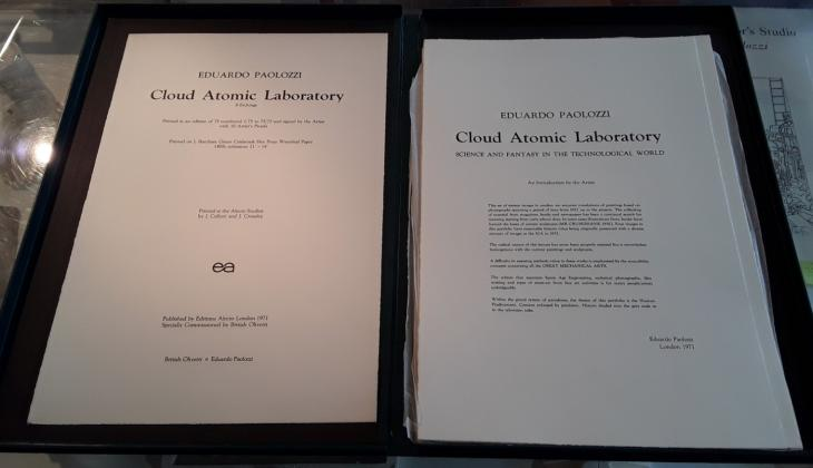 Atomic Coud Laboratory