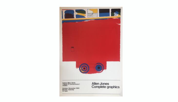 Allen Jones Graphics