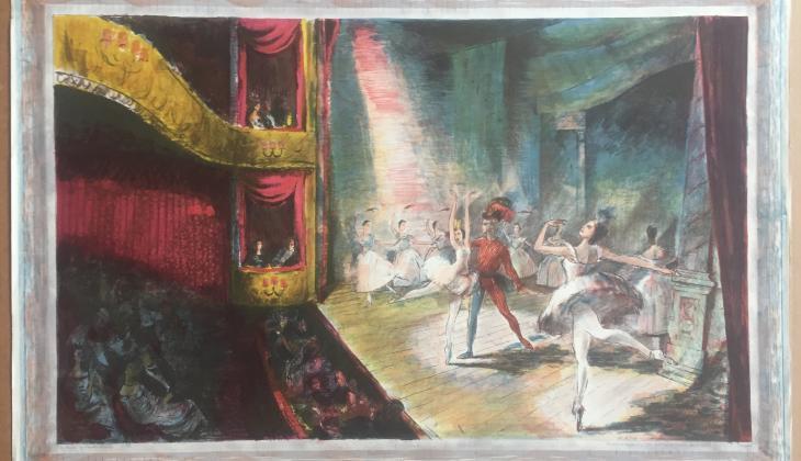 Mozley- The Ballet