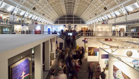 The London Art Fair 2019